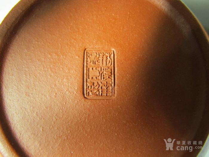 清仓特价 一厂老货 九十年代原矿朱泥紫砂小品扁水平壶