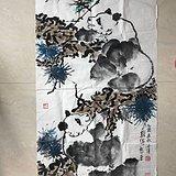 洪世清熊猫图