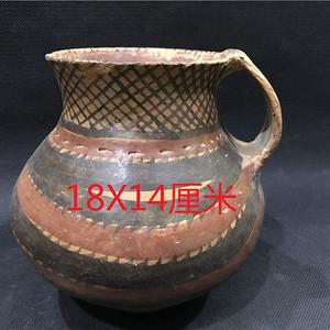马家窑彩陶罐