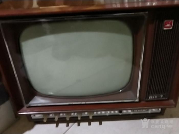 北京牌825 3型电子管电视机