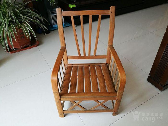 八十年代小竹椅子