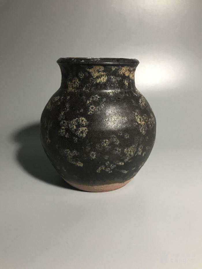 老吉州窑 罐图1