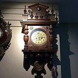 十九世纪末 德国GB自由摆挂钟