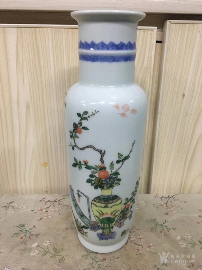 八宝粥桶手工制作花瓶