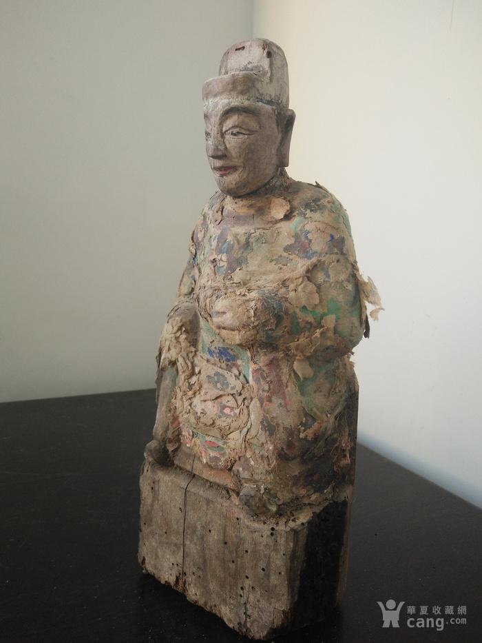 木雕人物_木雕人物价格_木雕人物图片_来自藏友地摊黄