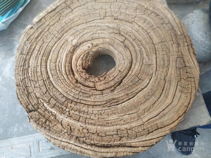 访华纹,木板,圆形茶台面