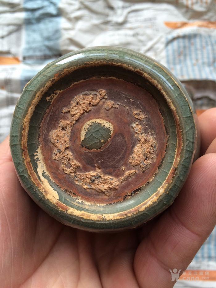 老龙泉窑刻花瓶