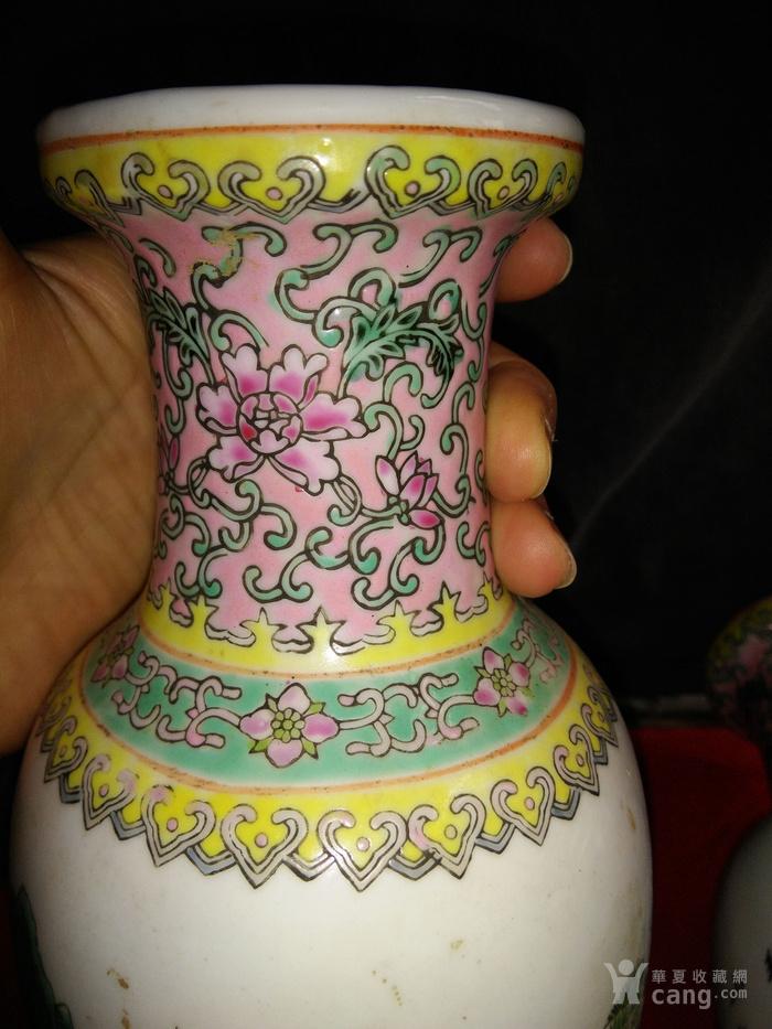 文革花瓶两只_文革花瓶两只价格_文革花瓶两只图片_藏