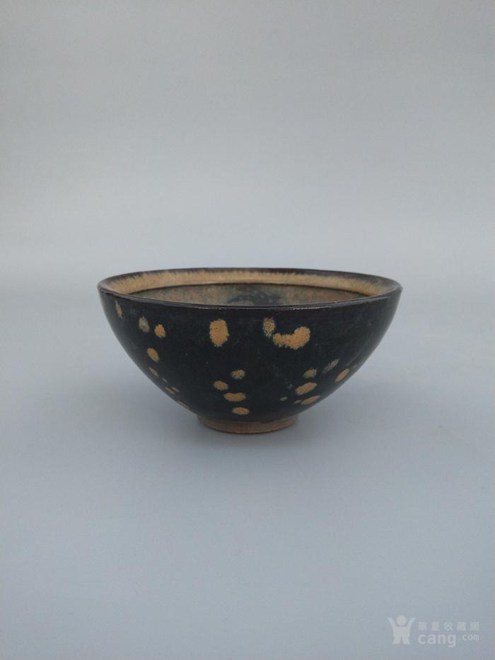 吉州窑鹿纹碗