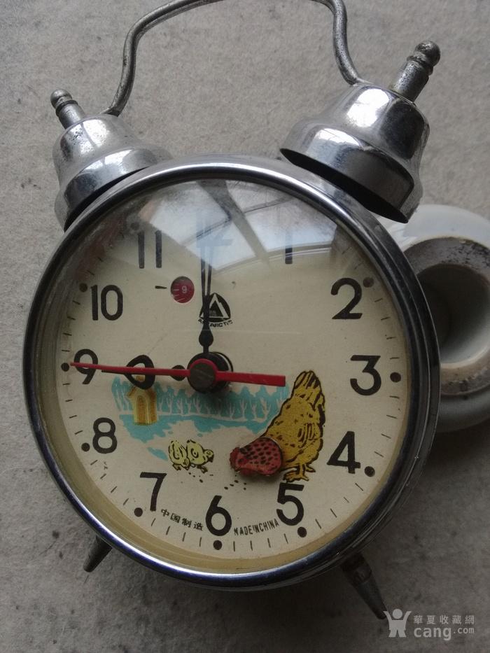 瓶盖闹钟手工制作图片