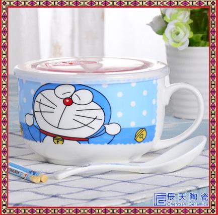 简本面碗陶瓷汤碗大碗麻辣烫碗家用面碗串串香碗板面碗拌面