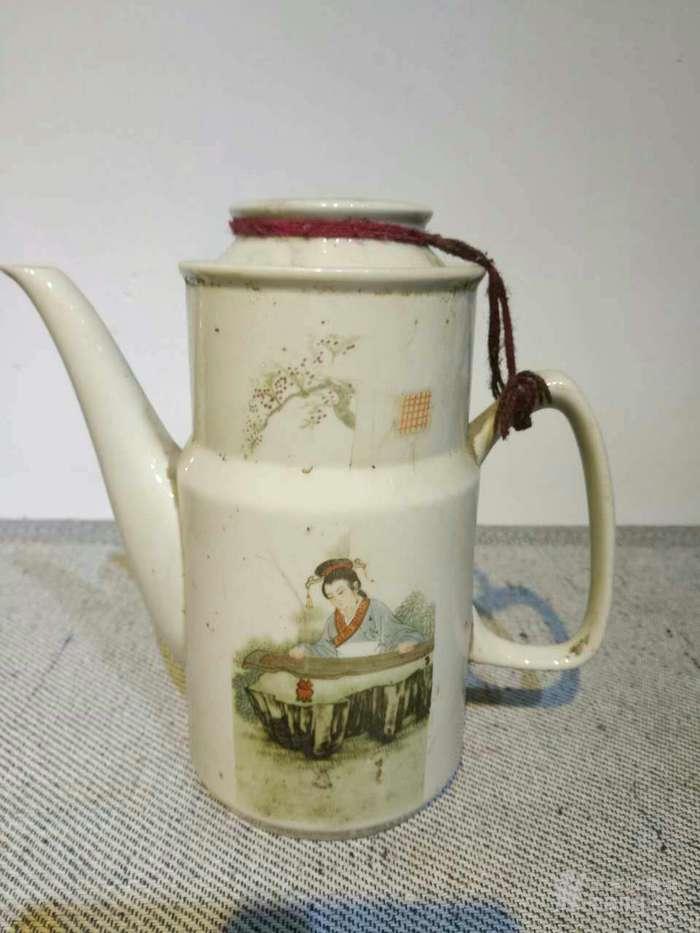 古玩杂项瓷器家具铜器古董文革壶