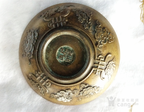 仿古铜器 麒麟献寿  御碗