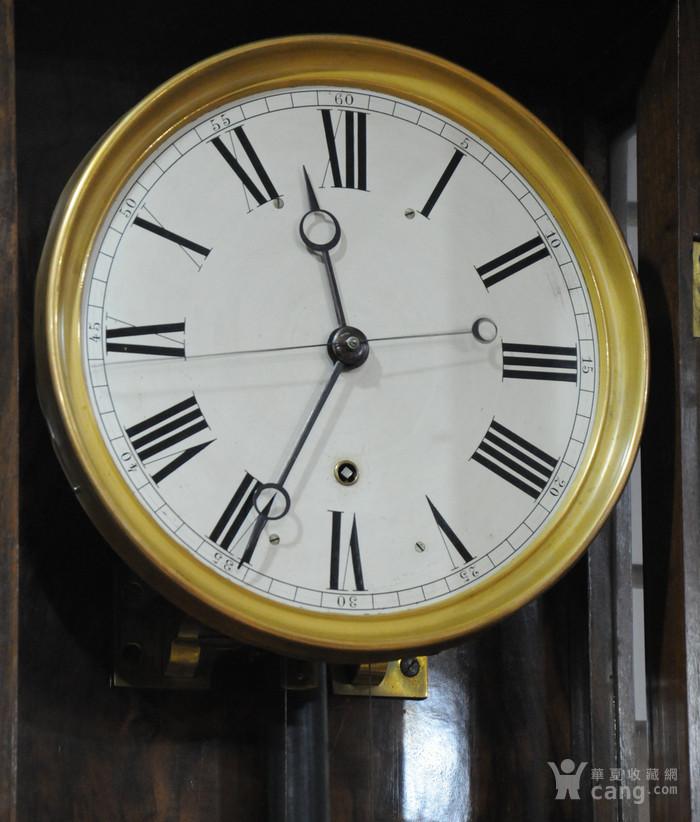 Lenzkirch 兰茨基尔希 木质挂钟图5