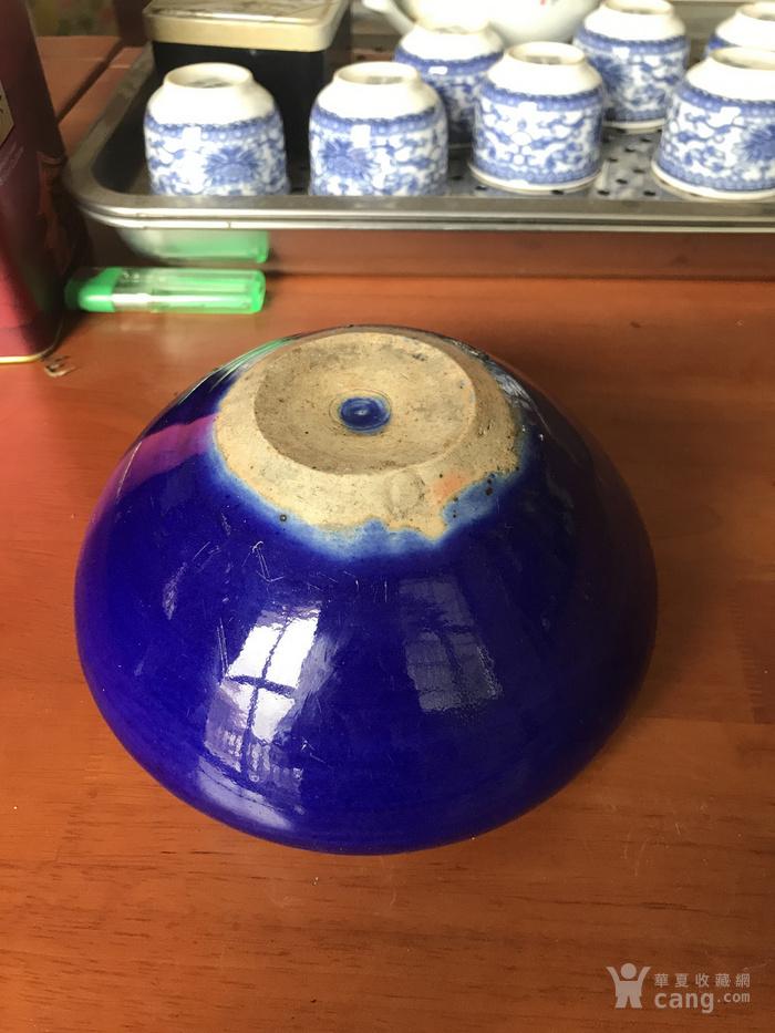 清晚期季蓝香炉