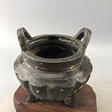 铜香炉C0434