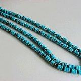 绿松石宝石串珠项链