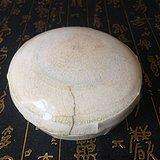 宋 白釉脂粉盒