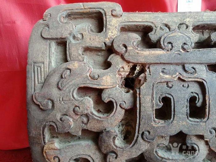 包老清代老木雕一块雕刻吉祥图案,应该是老房子上拆下来的古董玩