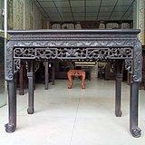 印度小叶紫檀长方小桌