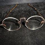 明代水晶眼镜