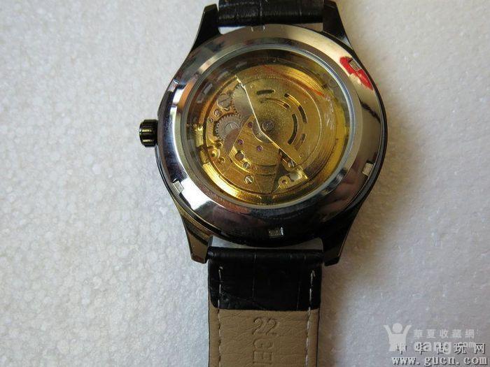 欧米茄机械手表图片