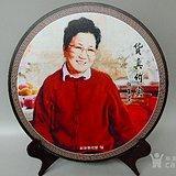 灵璧磬石 赵丽蓉油画像