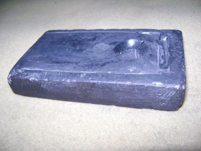门字形 紫端石砚台 373
