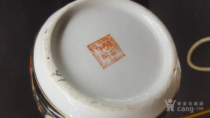 老厂货中国潮彩赏瓶