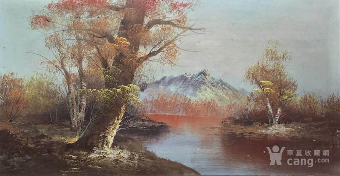 原框老油画图2