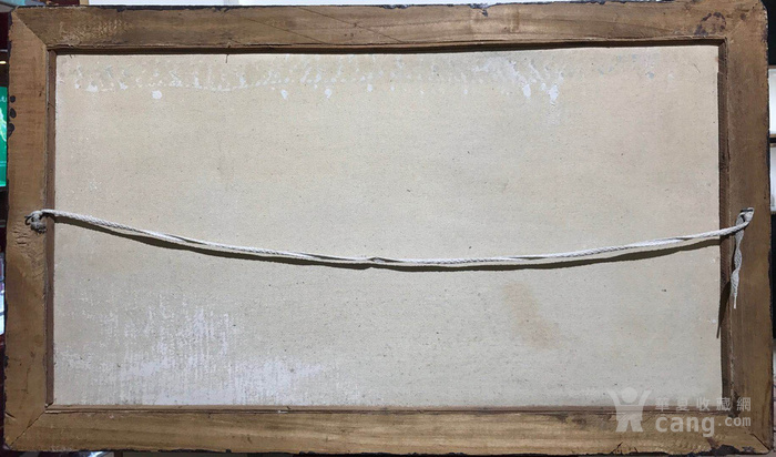 原框老油画图9