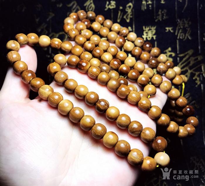 手感超棒的精品老型桶库克菩提108佛珠念珠项链手链手串