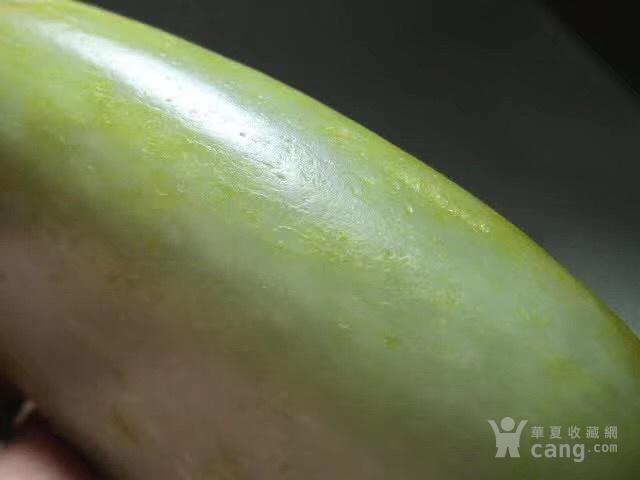 新疆 和田玉 洒金皮 籽料 玉质及其细腻图6