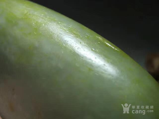 新疆 和田玉 洒金皮 籽料 玉质及其细腻图8