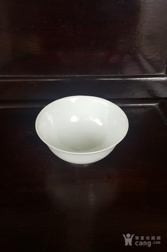 民国细路粉彩瓜瓞绵绵茶碗