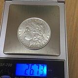 1889年美国摩根银币