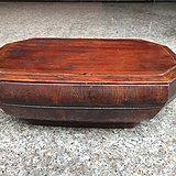 830 八角木盒小木器糖果盒