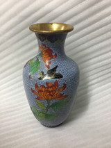 掐丝珐琅花瓶