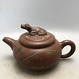 民国老茶壶A0192