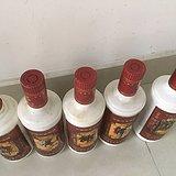 99年 红花郎 5瓶