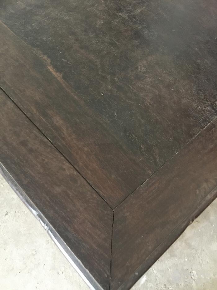 下乡收了一个老桌子