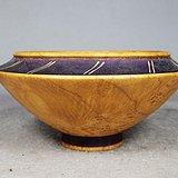 维多利亚时期瘿木碗
