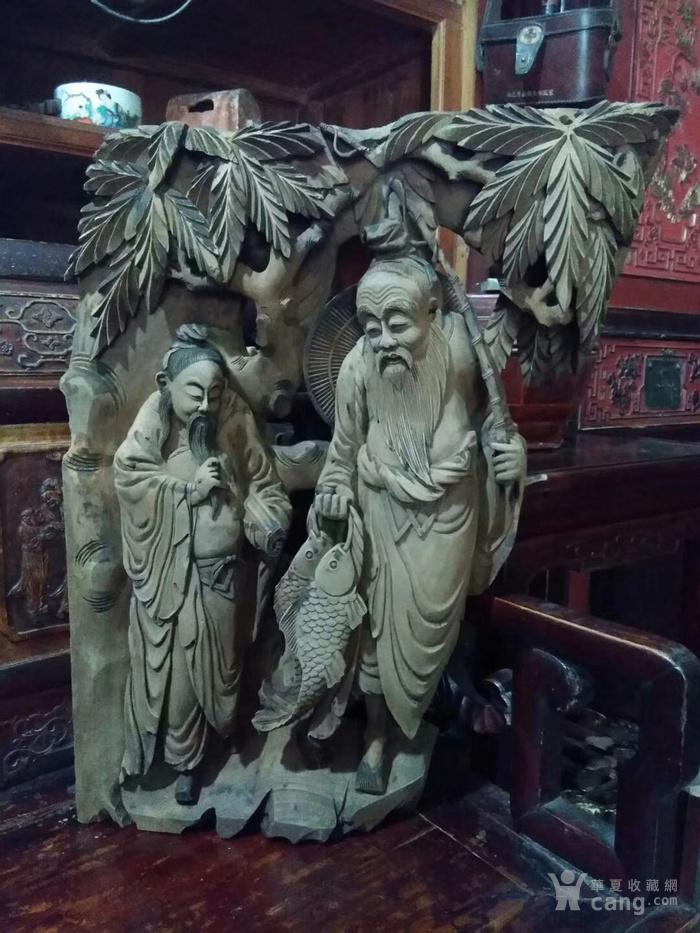 丽水的木雕,社戏