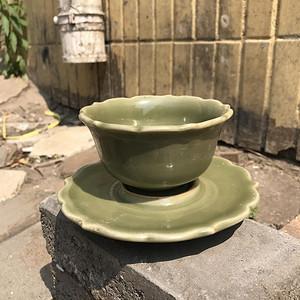 龙泉窑茶盏