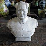 文革时期毛主席瓷像