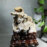 太湖石原石一方
