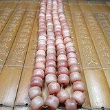 乡下收来的骨雕108粒链子长43厘米AA3489古玩杂项