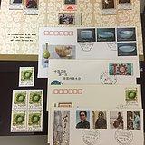 珍贵邮票首日封完整版5套