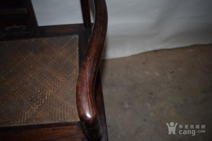 兄啊也紫檀椅子,亏本出售图4