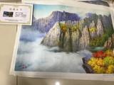 朝鲜一级油画批发价格出售